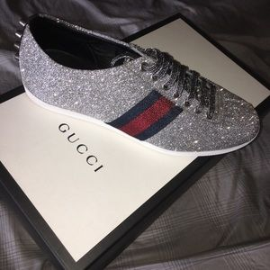 Brand New Men's Gucci Shoes